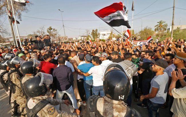 В Іраку стріляли в демонстрантів, є жертви