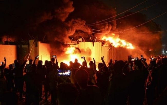 В Багдаде неизвестные обстреляли демонстрантов, погибли шесть человек