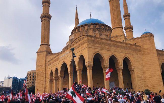 В Ливане при столкновениях с полицией пострадали 35 человек