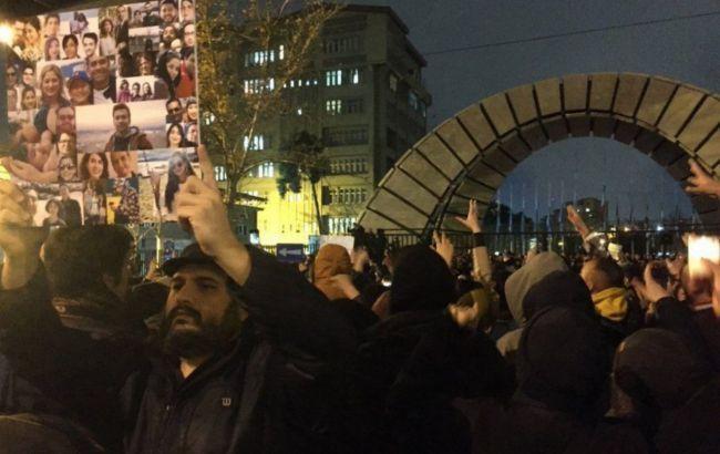 МИД Ирана вызвало британского посла, задержанного за участие в акциях протеста