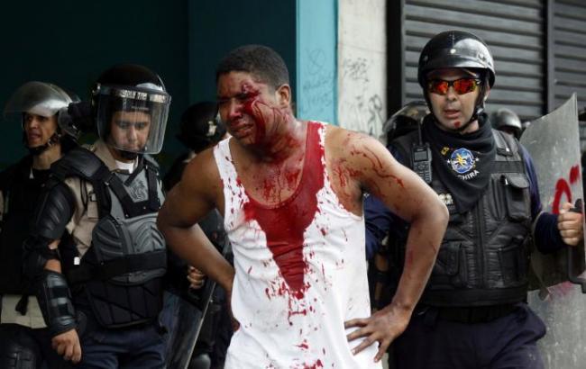 Три человека погибли впроцессе  протестов вВенесуэле