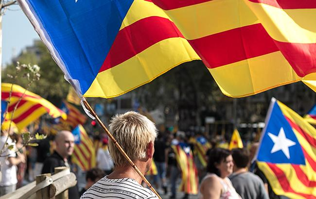 У Барселоні під час мітингу на підтримку Пучдемона постраждали 13 людей