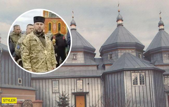 """Священник ПЦУ сказал проповедь, от которой разбежались батюшки МП: """"попросите прощения у военного!"""""""