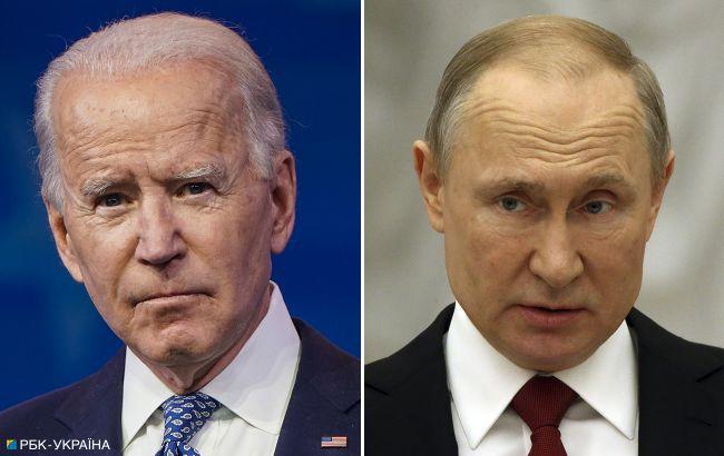 Зустріч Байдена і Путіна: головне
