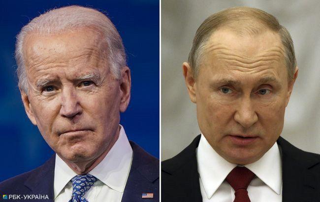 Байден пояснил, почему хотел лично встретиться с Путиным
