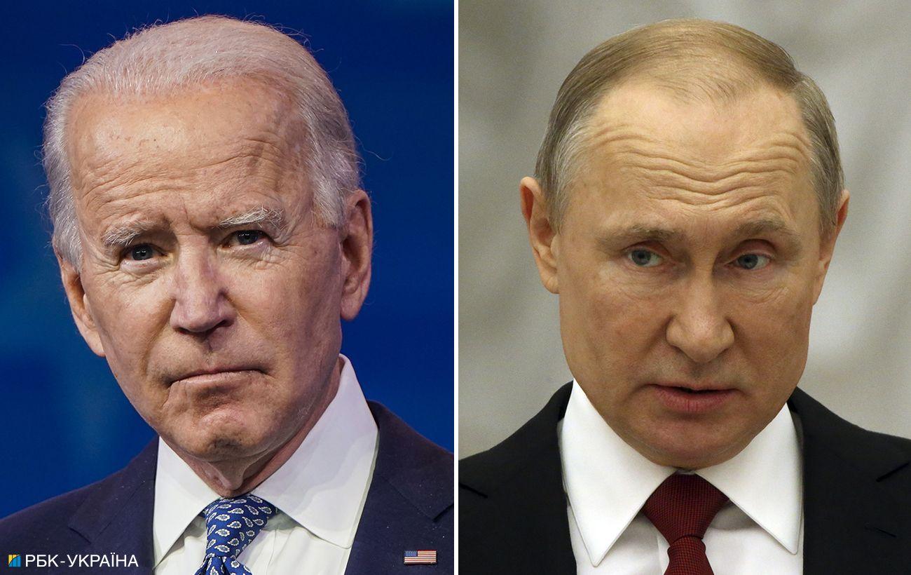 Путин и Байден приехали на виллу Ла Гранж для встречи