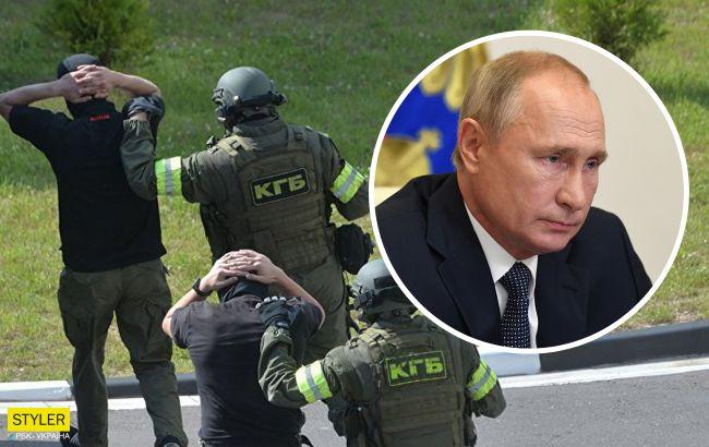 """Путин: бойцов Вагнера в Беларусь """"завезли"""" украинцы с американцами"""