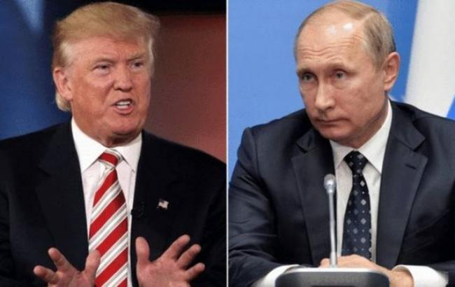 Трамп раскритиковал договор с РФ о сокращении СНВ в беседе с Путиным, - Reuters