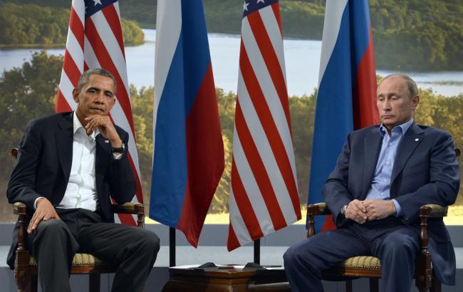 Фото: Барак Обама не досяг нових домовленостей з Володимиром Путіним щодо Сирії