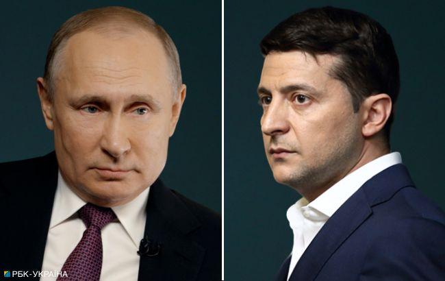 Эксперт назвала риск встречи Путина и Зеленского