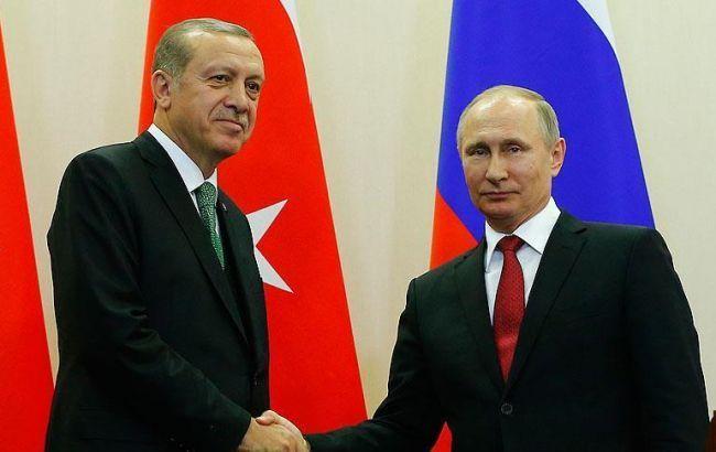 Росія і Туреччина підписали меморандум щодо Сирії