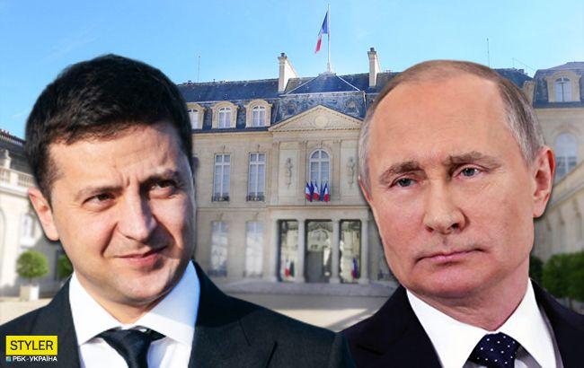 Зеленский и Путин встретятся в доме для любовницы короля (видео и фото)