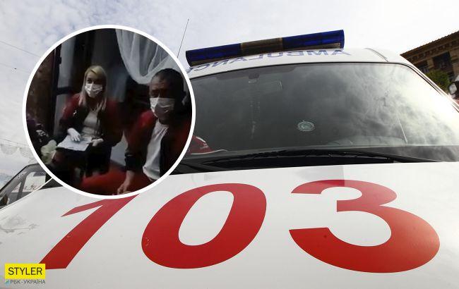 """У Львові на виклик до хворої дитини приїхав п'яний медик: """"не стояв на ногах"""" (відео)"""