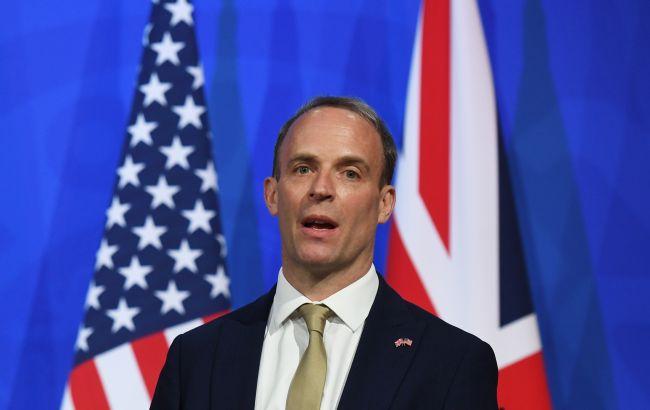Лондон будет требовать санкции против талибов на встрече G7