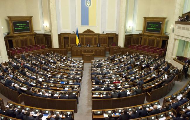 Закон про реструктуризацію: зареєстровано проект постанови про скасування голосування