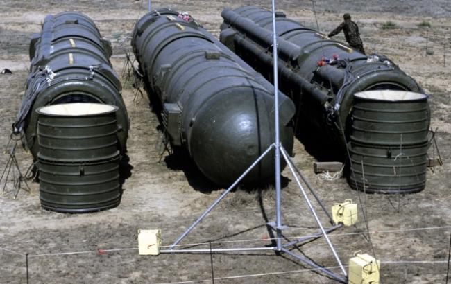 Фото: утилізація крилатих ракет (regnum.ru)