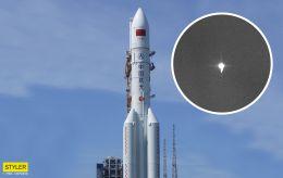 Ученые спрогнозировали время и место падения на Землю китайской ракеты: ударит 9 мая