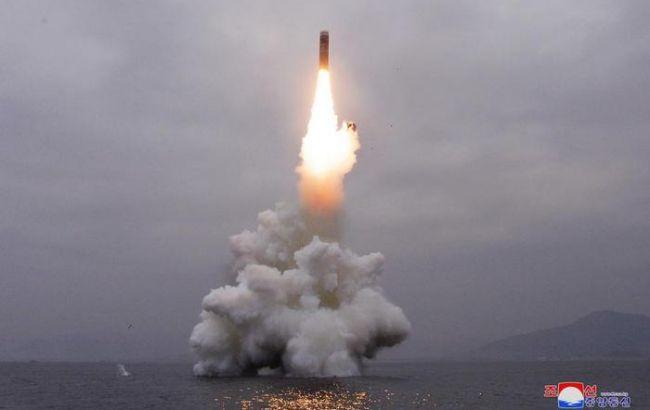 КНДР запустила ракети у бік Японського моря
