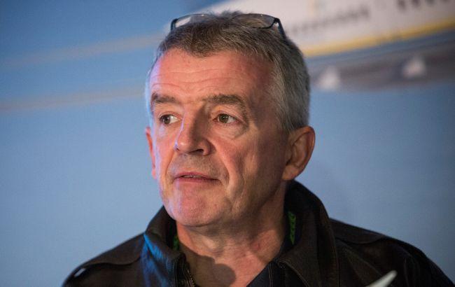 """Глава Ryanair назвав затримання засновника NEXTA """"піратством, яке фінансується державою"""""""