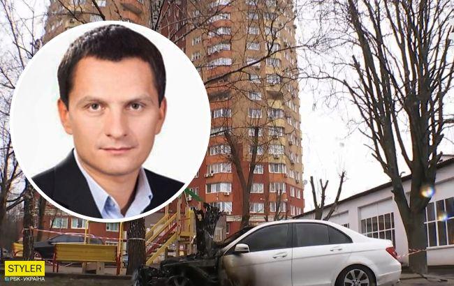 В Киеве экс-депутат чуть не сжег многоэтажку из-за ссоры с женой: подробности разборок