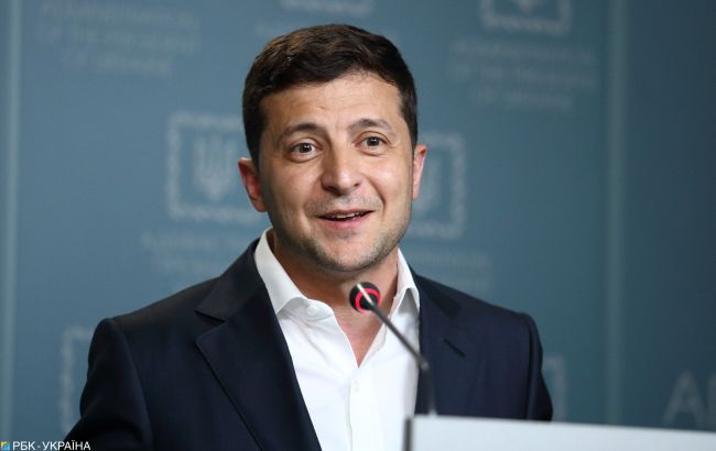 Україна і Росія підписали контракт на транзит газу на п'ять років, - Зеленський