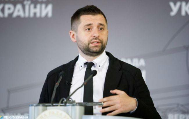 Українська армія має бути на 100% контрактною, - Арахамія