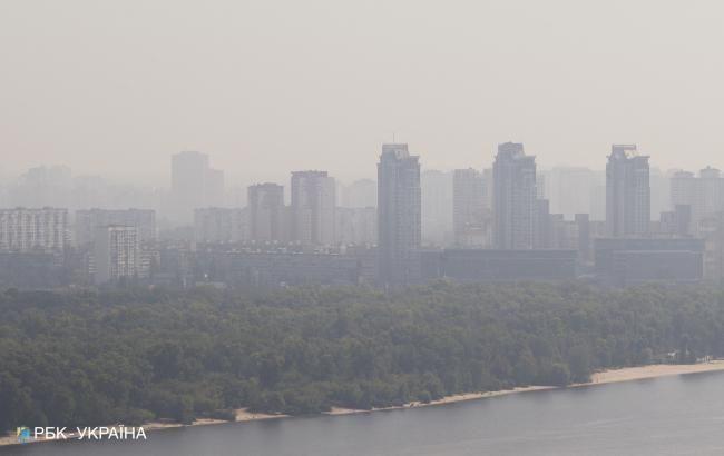 В Україні оголошено жовтий рівень небезпеки через туман