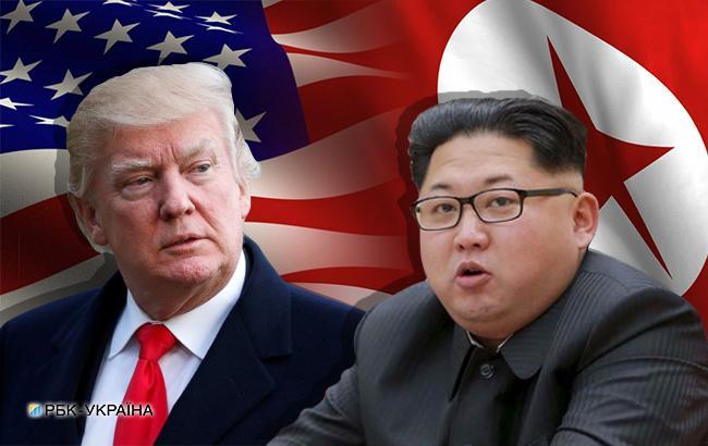 Зустріч Трампа та Кім Чен Ина буде закритою