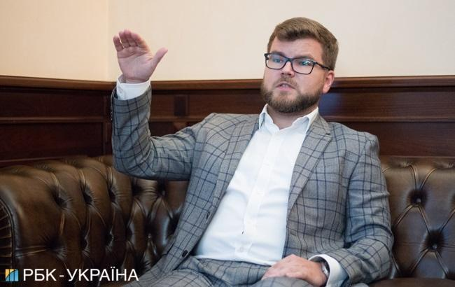 Фото: и. о. председателя правления УЗ Евгений Кравцов (РБК-Украина)