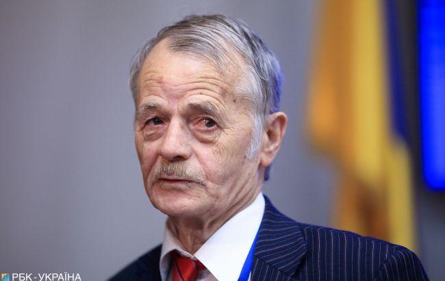Джемілєв заявив, що включені в список кримські татари можуть відмовитися від обміну