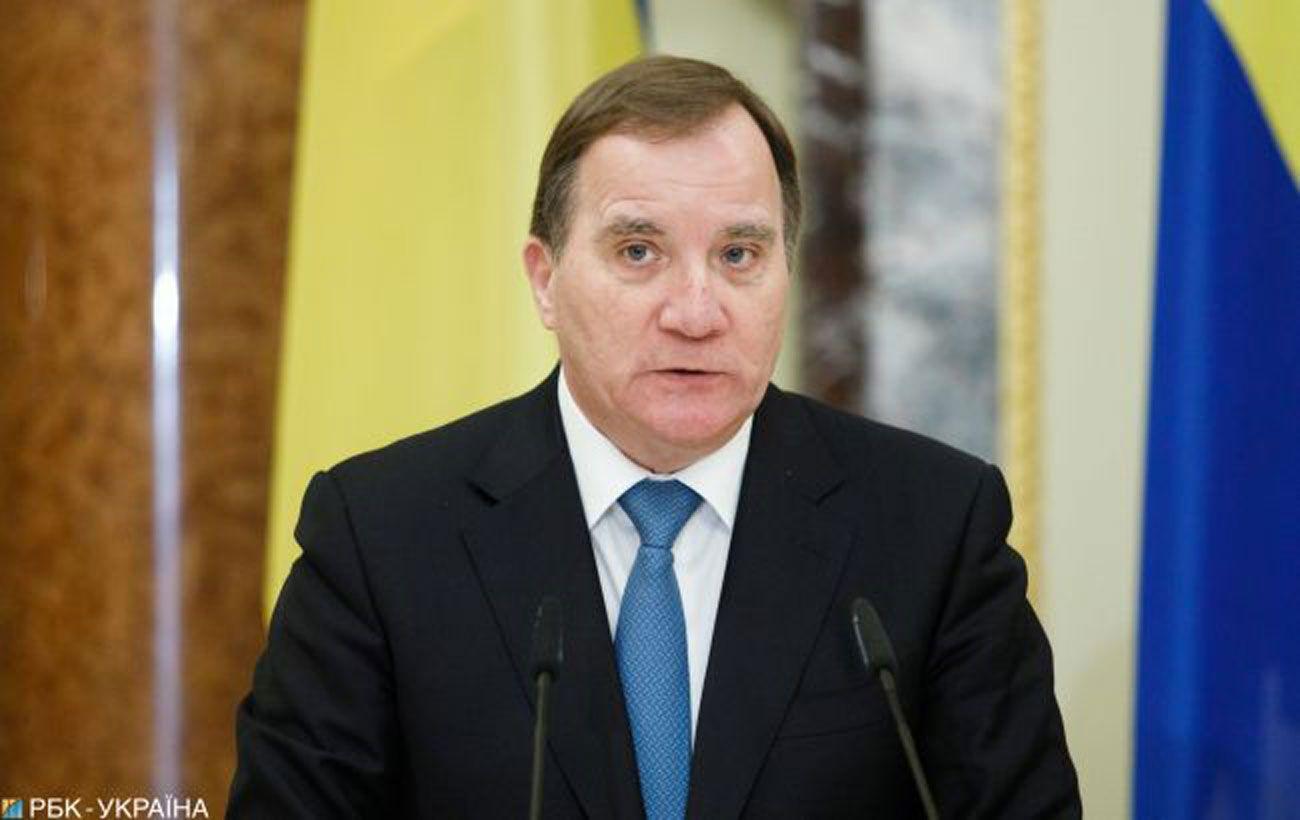 Агрессия России в Украине угрожает глобальной безопасности, - премьер Швеции