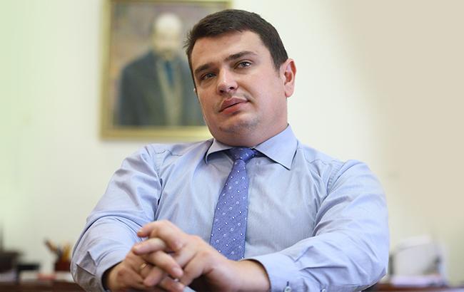 Фото: Артем Сытник рассказал о результатах деятельности НАБУ