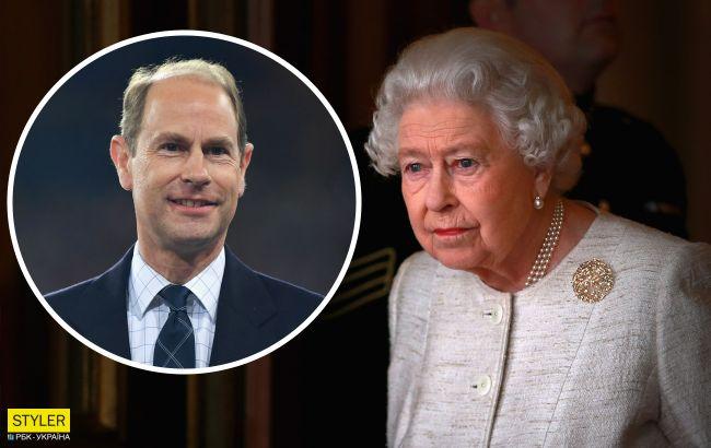 Ще одного сина Єлизавети II викрили у зраді: закрутив із зіркою реаліті-шоу
