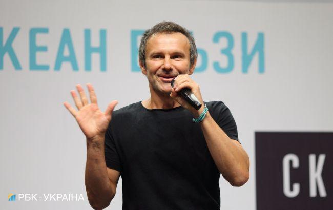 Вакарчук рассказал, кто финансирует его партию