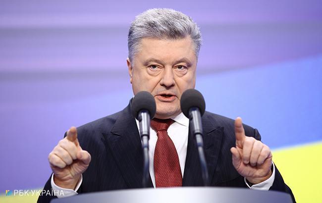 Порошенко ввел в действие решение СНБО о расширении санкций против России