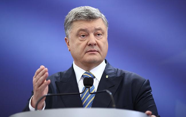 """Порошенко ветировал мораторий на взыскание задолженности с """"Черноморнефтегаза"""""""