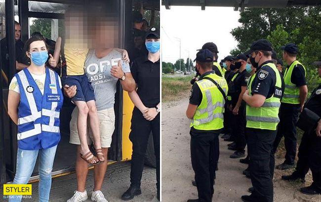 """В Киеве 150 """"копов"""" искали мальчика, который потерял ключи от квартиры"""