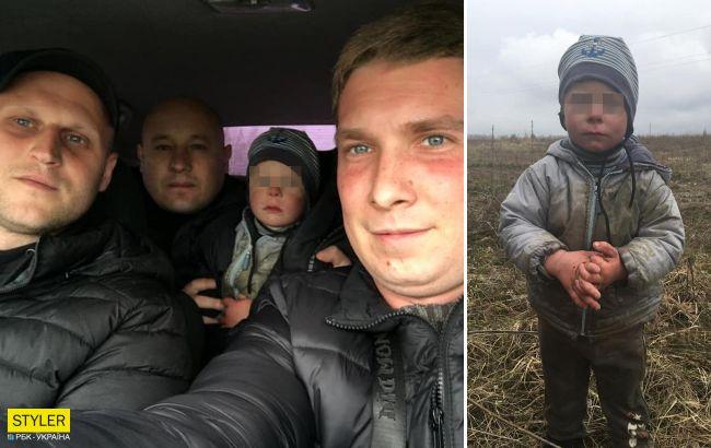 Зниклого під Києвом 2-річного Богданчика знайшли живим: що з ним сталося