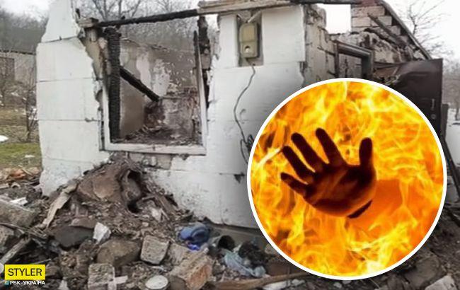 В Черновцах отец поджег собственную дочь: новые детали трагедии