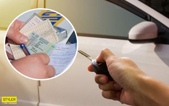 В Украинеупростили процедуру покупки авто и замены прав