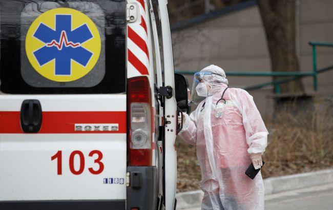 В Україні побито рекорд смертності від COVID-19: сумна статистика