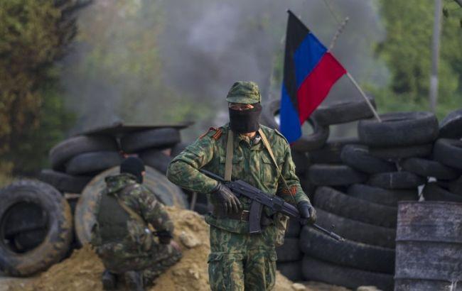 Фото: на Донбасі знаходиться близько 40 тис. бойовиків