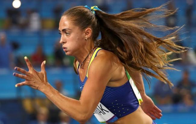 Фото: Ольга Земляк посіла третє місце з бігу у півфіналі Олімпійських ігор у Ріо