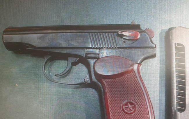В Ирпене работник ритуальной службы устроил стрельбу