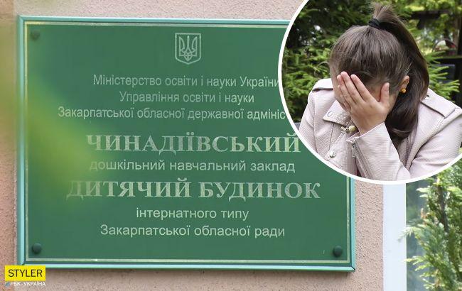 От маленькой героини-украинки, вынесшей братьев и сестру из огня, отказались родители