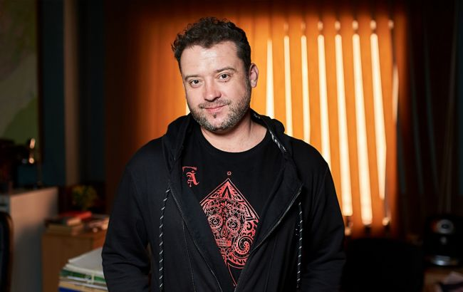 Известный украинский актер задумался о музыкальной карьере