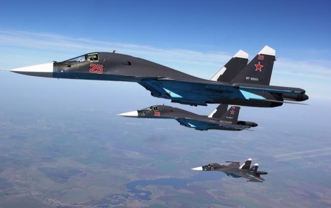 Фото: ВВС Росії