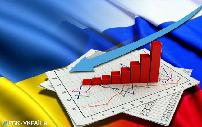 Росія втратила перше місце в рейтингу найбільших торгівельних партнерів України