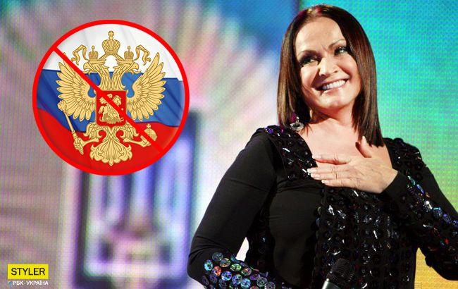 В Крым ни ногой: Ротару рассказала, где живет последние 10 лет (видео)