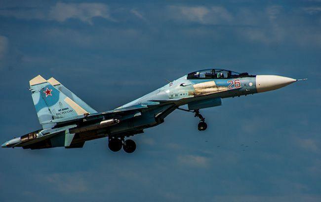 Над Черным морем подняли истребители РФ для перехвата самолетов США